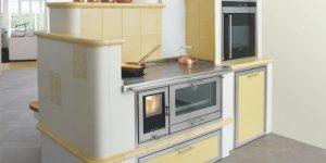 Štedilnik z lončeno pečjo